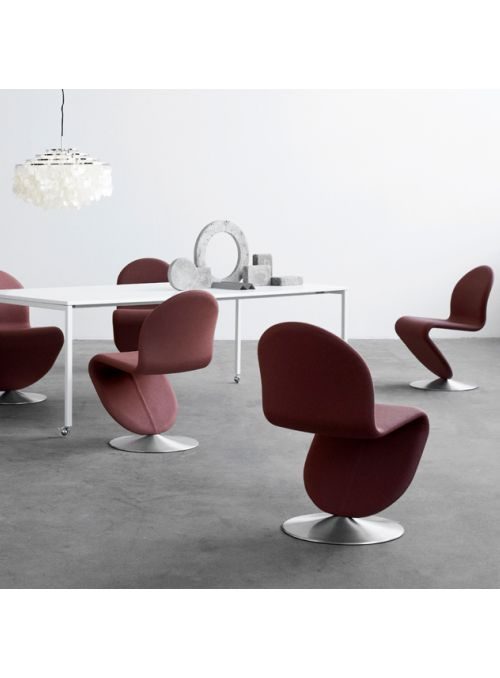 CHAISE SYSTEM 1-2-3 DELUXE TISSU