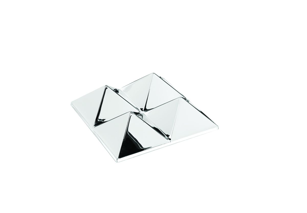 SCULPTURE MIRROR PYRAMIDE