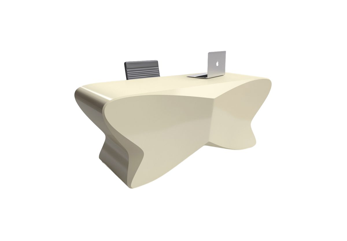 TABLE DE BUREAU BUTTERFLY
