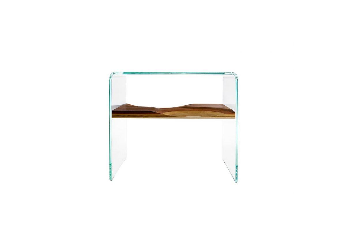 TABLE DE CHEVET BIFRONTE