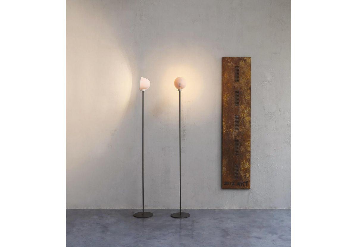 LAMPADAIRE DEUX CHEVAUX