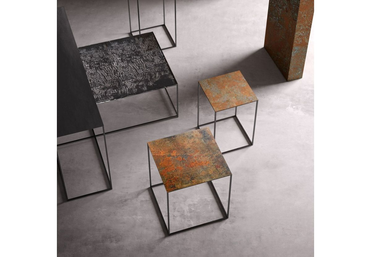 TABLE BASSE SLIM IRONY ART