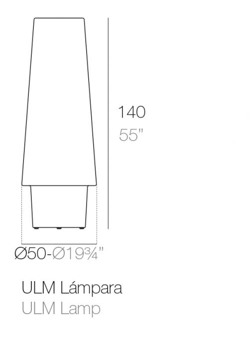 LAMPADAIRE ULM