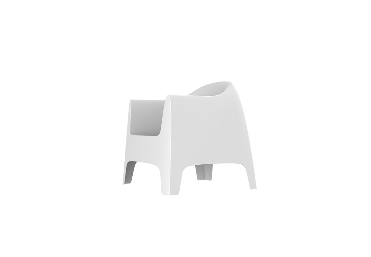 FAUTEUIL LOUNGE SOLID
