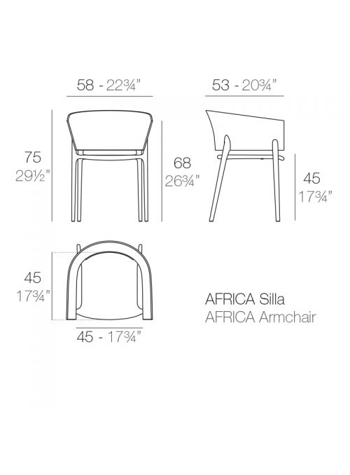 FAUTEUIL AFRICA