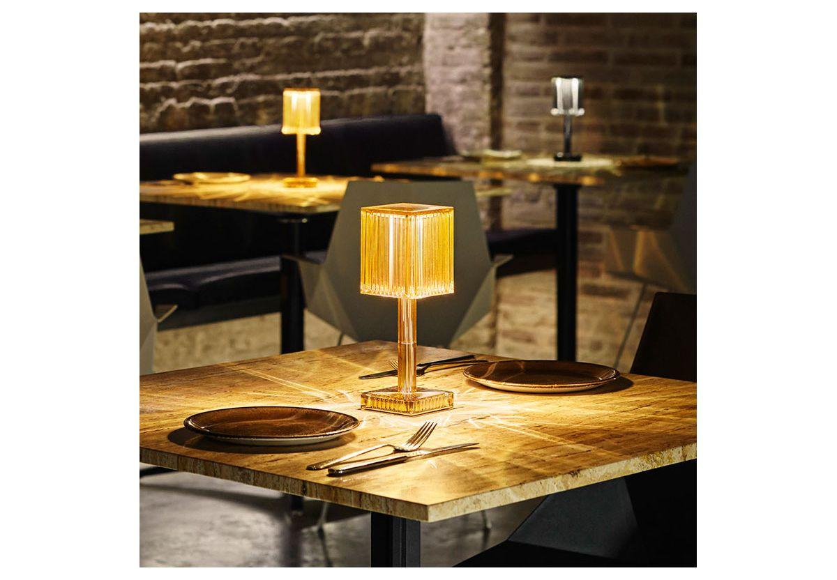 LAMPE DE TABLE GATSBY