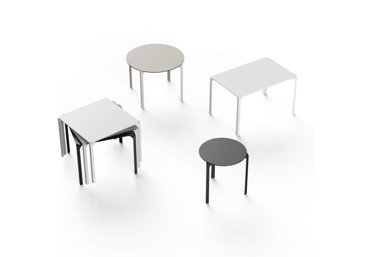 TABLE RONDE QUARTZ