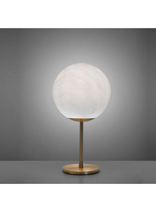 LAMPE DE TABLE MINERAL STAND