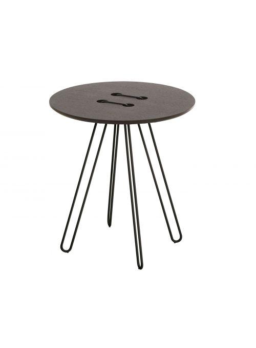 TABLE BASSE TWINE C CHENE MOKA