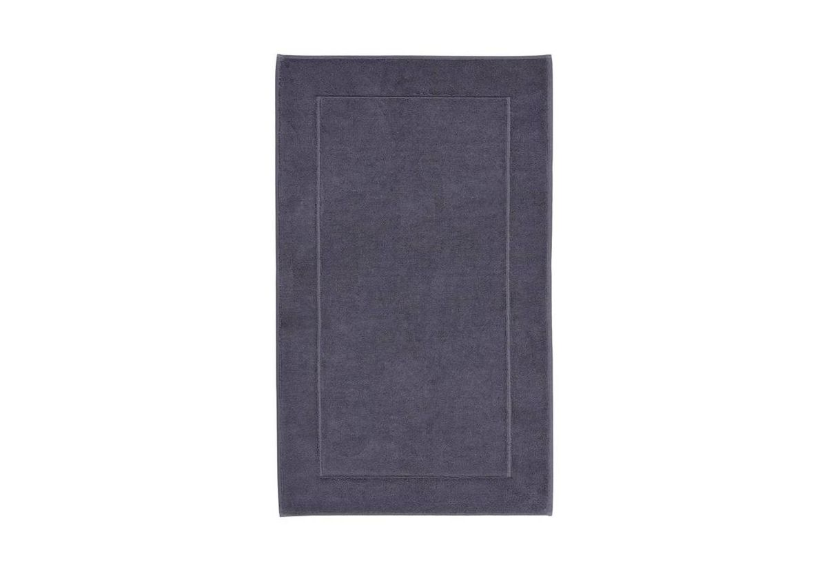 TAPIS DE BAIN LONDON GRAPHITE