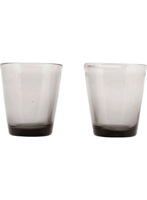 Verre Houston Gris