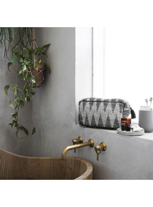 Trousse de toilette Grey/White