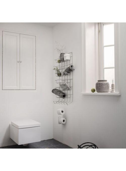 Porte papier toilette Via...