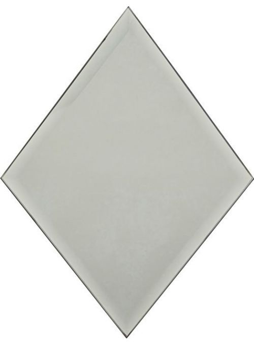Miroir Diamond Gris