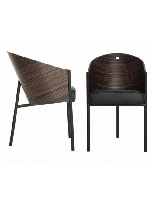 FAUTEUIL COSTES WENGE