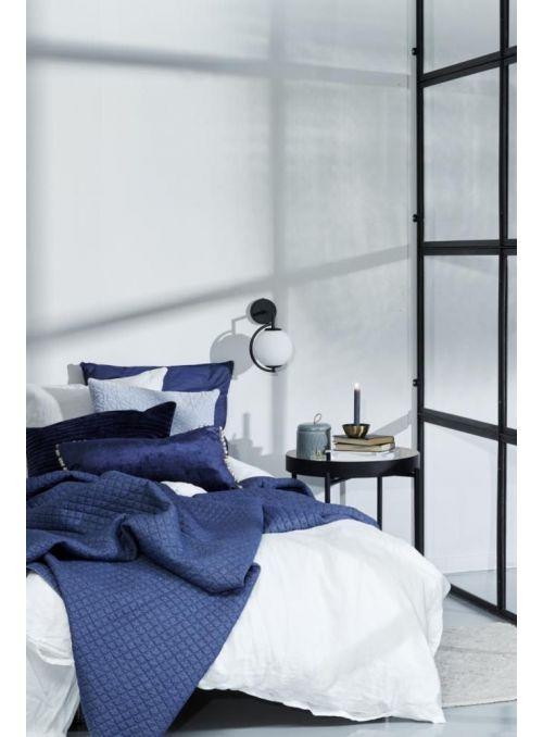 Couvre-lit Griselle bleu...