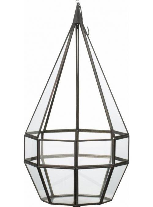 lanterne Auria transparent
