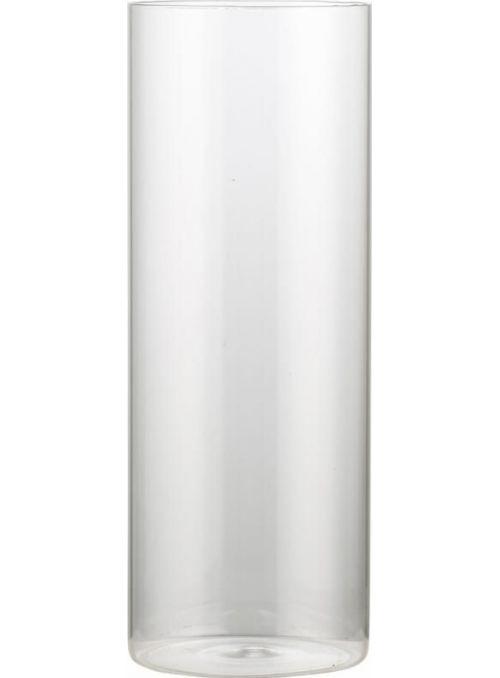 lanterne Odette gris fumé