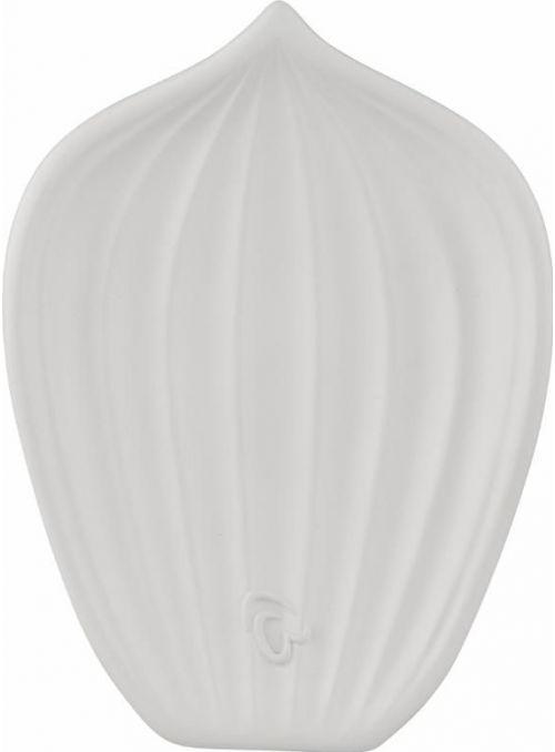 Garlia porte-savon blanc