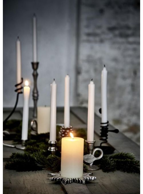 bougie Rustic cylindrique...