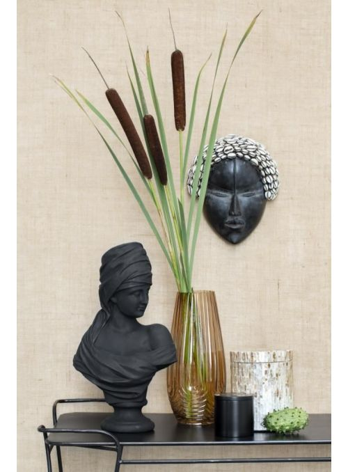 statue Abena noir