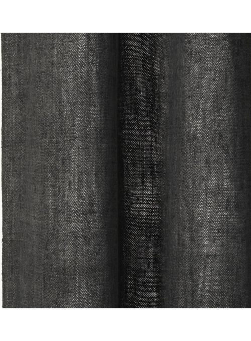 Rideau Rikke ciment foncé