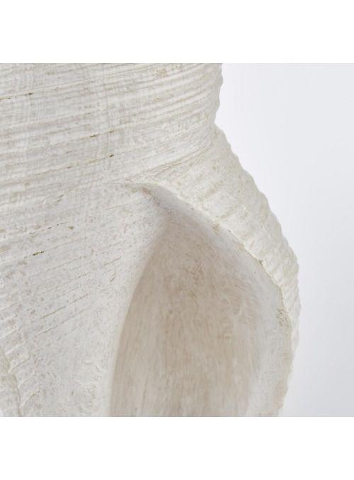 Serafina coquille blanc