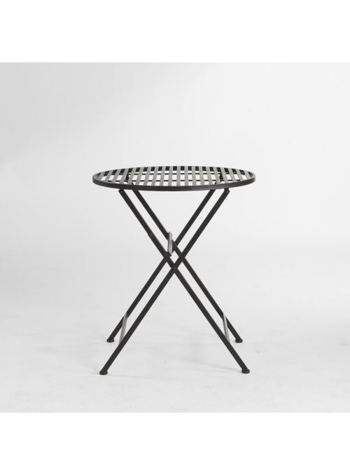 table Gardia noir
