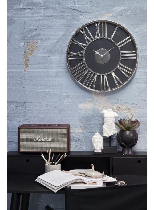 Clotilde horloge argent