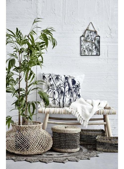 cadre photo Auria noir antique