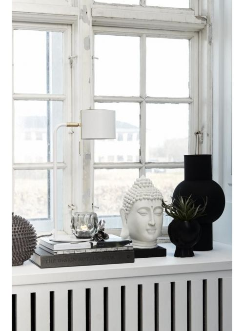 Serafina statue blanc