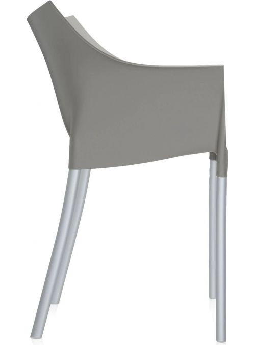 CHAISE DR. NO GRIS CHAUD