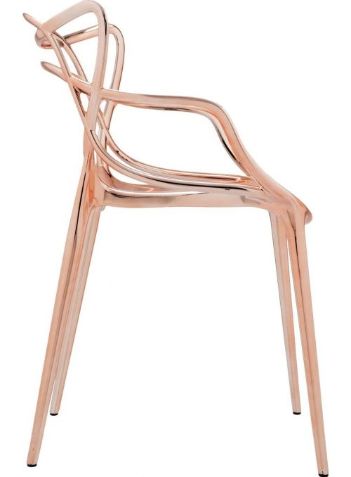 CHAISE MASTERS CUIVRE