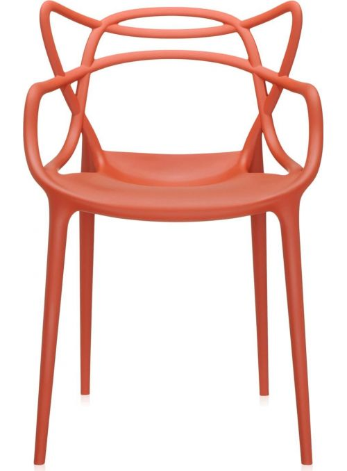 CHAISE MASTERS ROUGE ORANGE