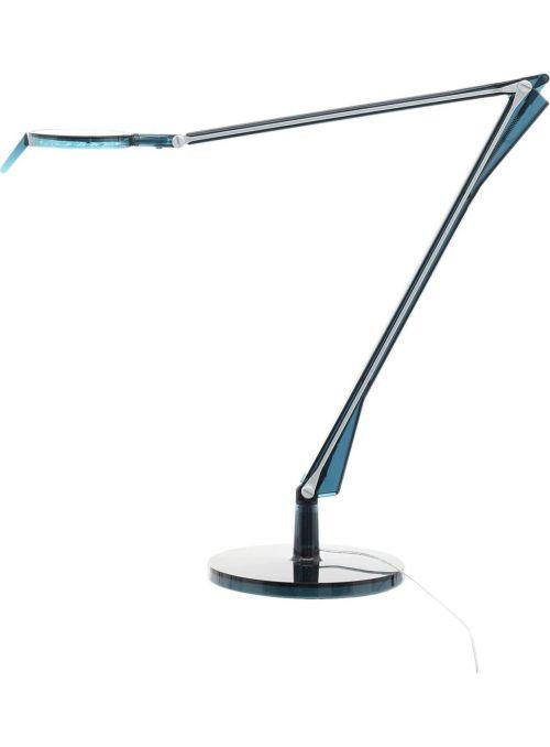 LAMPE DE TABLE ALEDIN TEC BLEU