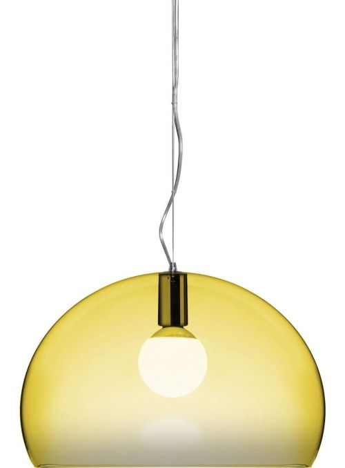 SUSPENSION FL/Y JAUNE