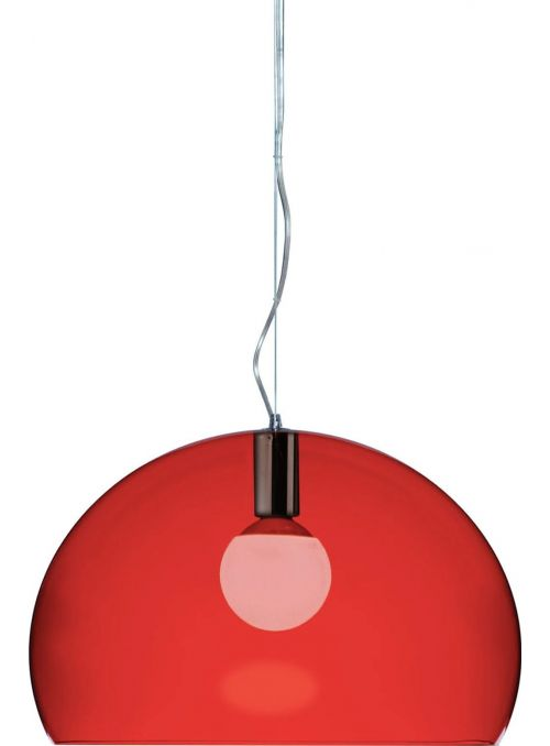 SUSPENSION FL/Y ROUGE