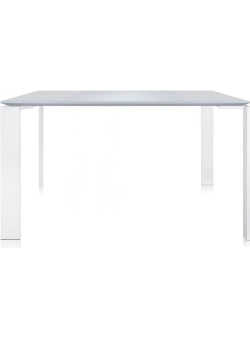 TABLE FOUR CARRE PLATEAU...