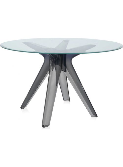 TABLE SIR GIO RONDE PIEDS...