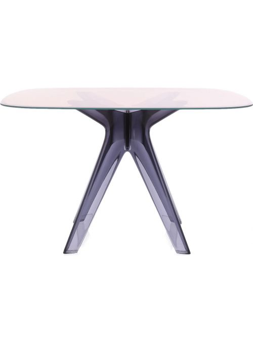 TABLE SIR GIO CARREE PIEDS...
