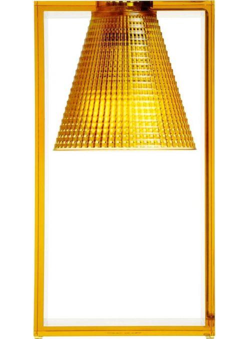 LAMPE DE TABLE LIGHT-AIR AMBRE
