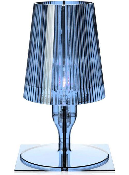 LAMPE DE TABLE TAKE BLEU
