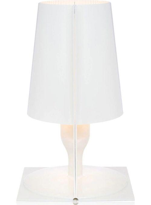 LAMPE DE TABLE TAKE BLANC...