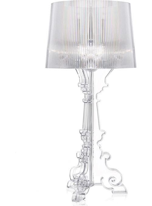LAMPE DE TABLE BOURGIE CRISTAL