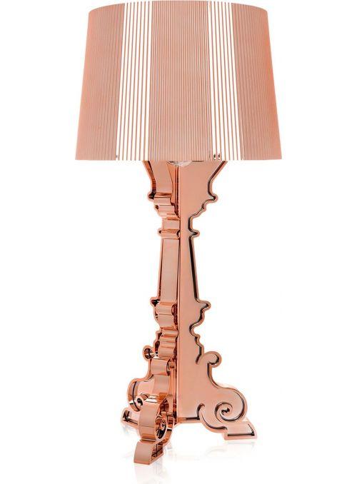 LAMPE DE TABLE BOURGIE CUIVRE