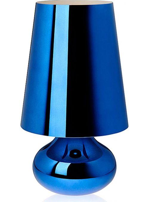 LAMPE DE TABLE CINDY BLEU