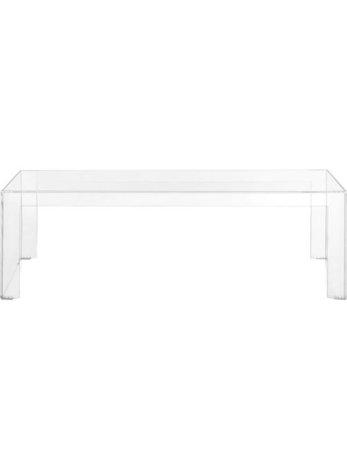 TABLE INVISIBLE SIDE CRISTAL