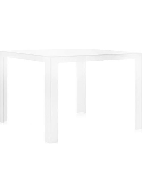 TABLE INVISIBLE CRISTAL