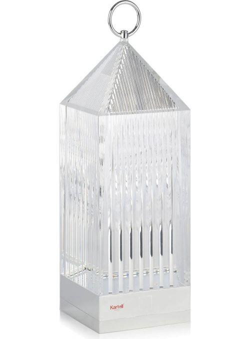 LAMPE DE TABLE LANTERN CRISTAL