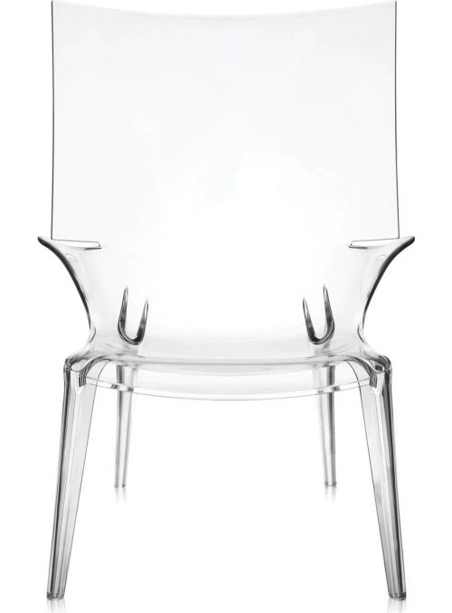 FAUTEUIL UNCLE JIM CRISTAL
